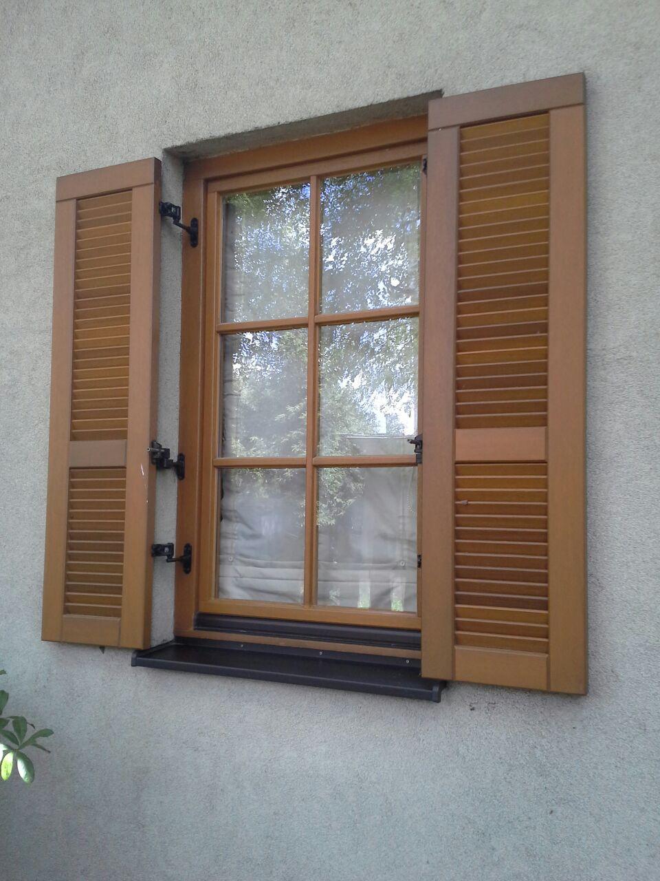 Renowacja okiennic 1