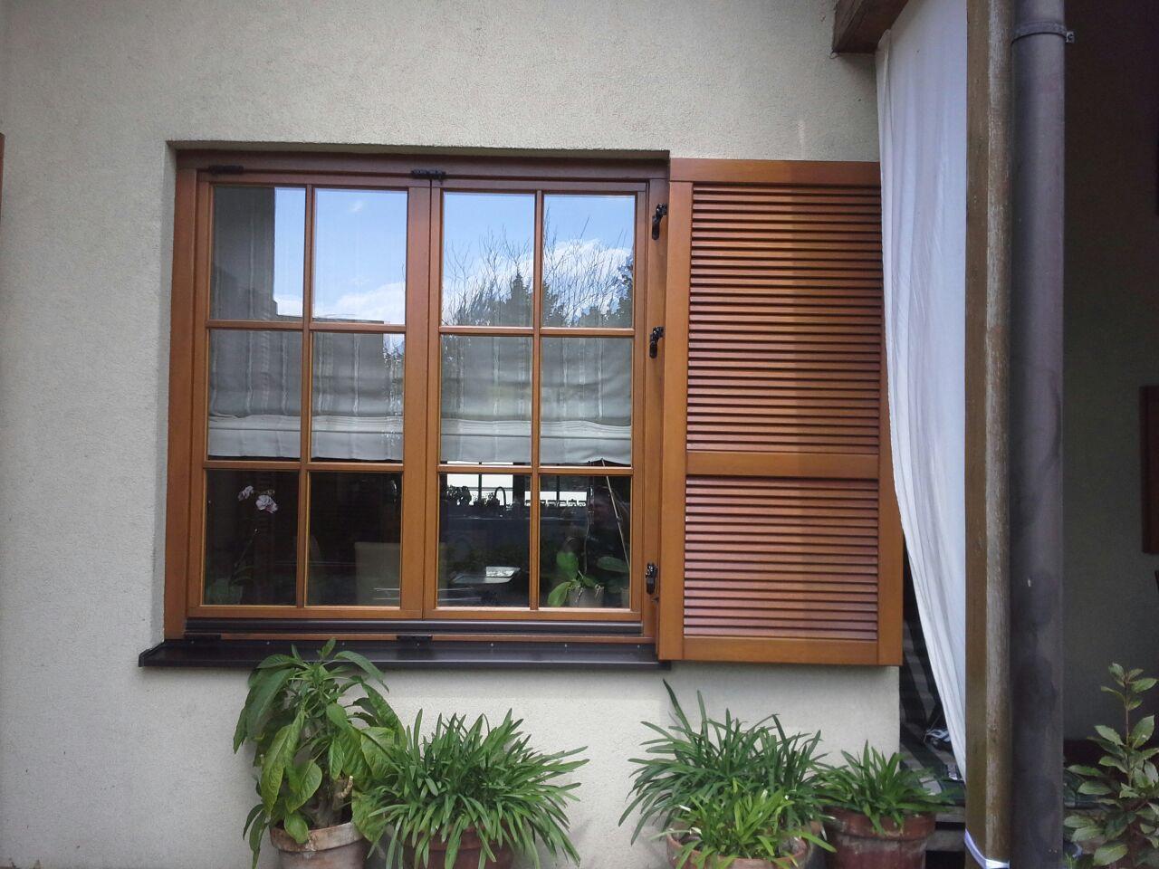 Renowacja okiennic 2