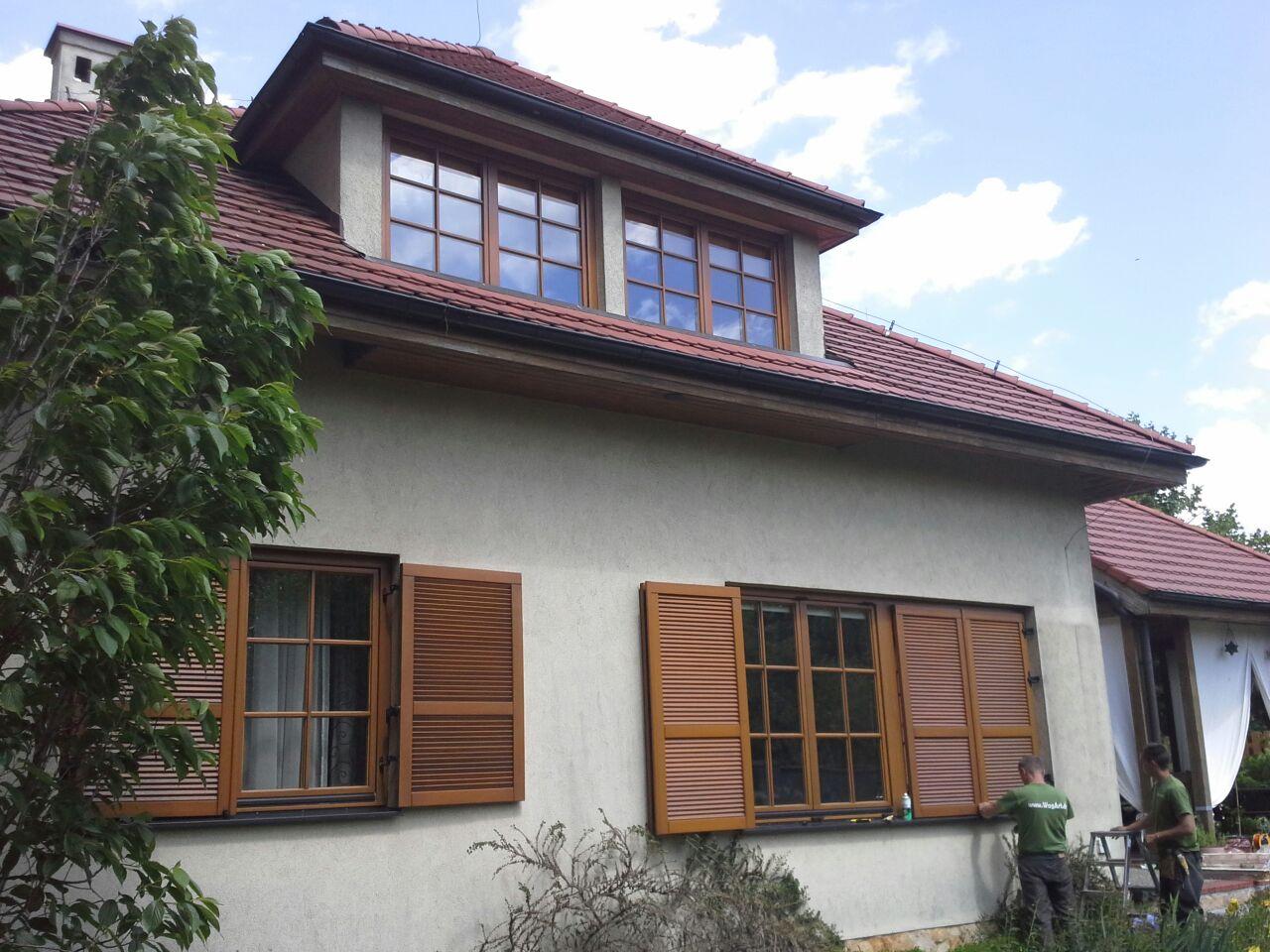 Renowacja okiennic 4